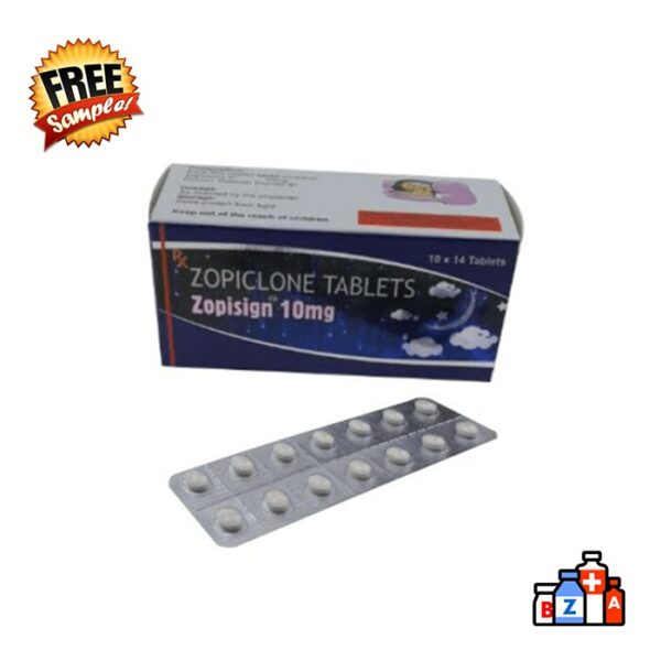 Zopisign 10mg Trial Pack